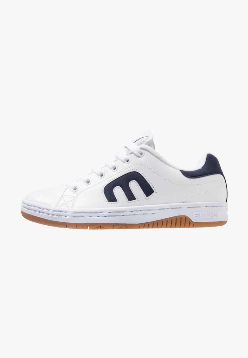 Etnies - CALLI-CUT - Zapatillas skate - white/navy
