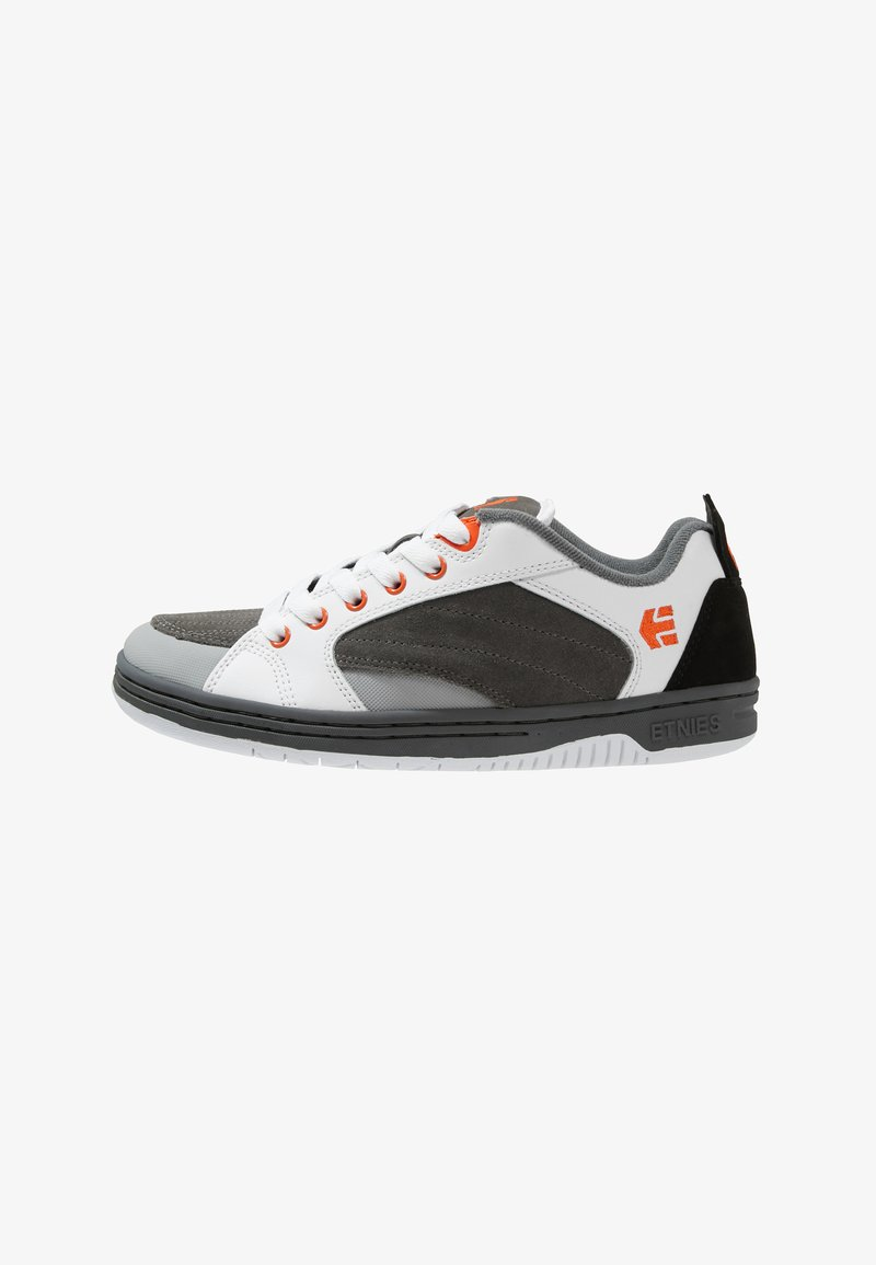 Etnies - CZAR - Skatesko - grey/white/orange
