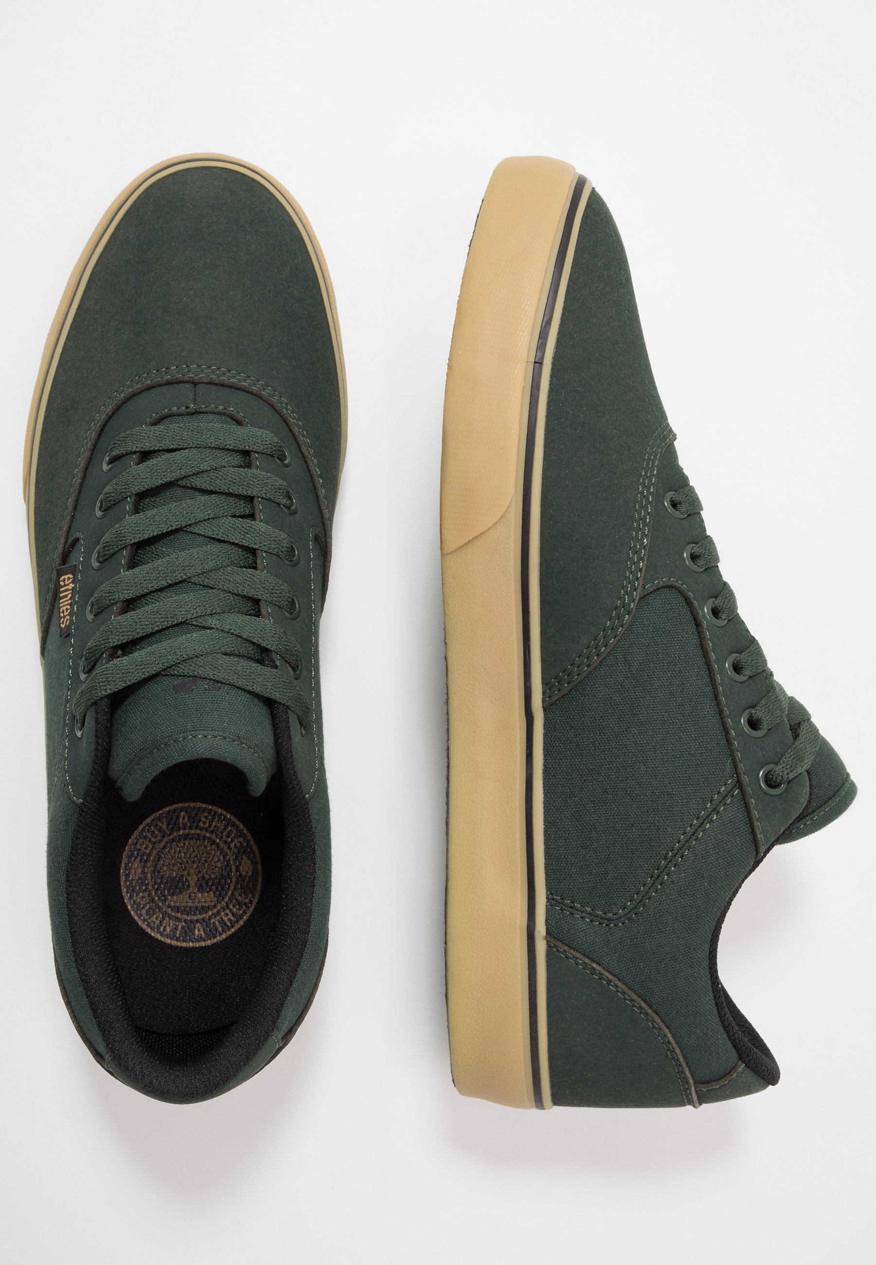 Etnies BLITZ Chaussures de skate green ZALANDO.FR