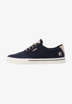 JAMESON PRESERVE - Zapatillas skate - navy/tan