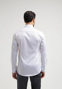 Eton - SLIM FIT - Kauluspaita - white - 2