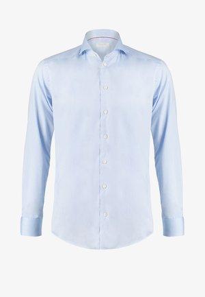 SLIM FIT - Kostymskjorta - blue