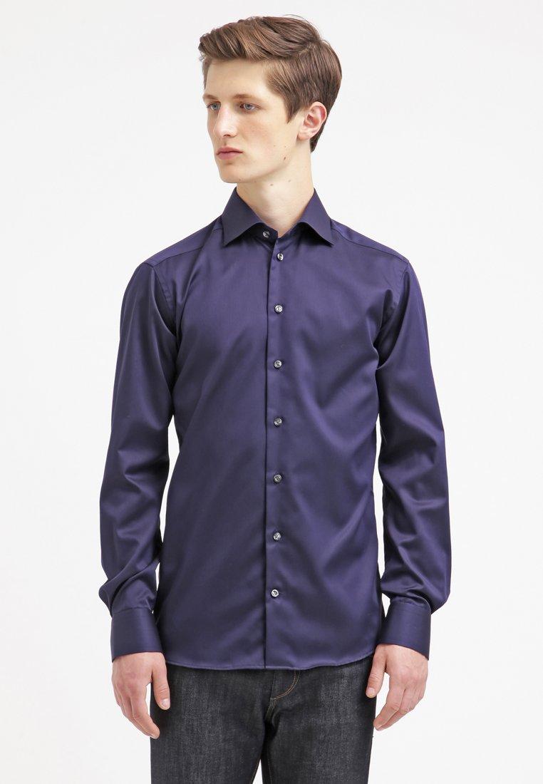 Eton - SLIM FIT - Camisa elegante - navy