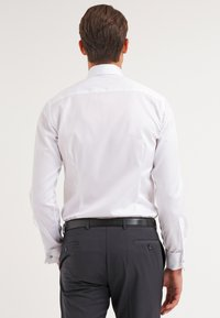 Eton - SLIM FIT - Kauluspaita - white - 2