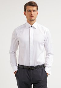 Eton - SLIM FIT - Kauluspaita - white - 0