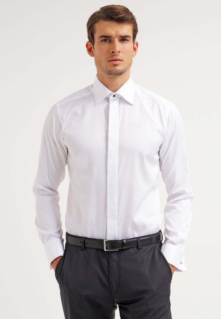 Eton - SLIM FIT - Kauluspaita - white