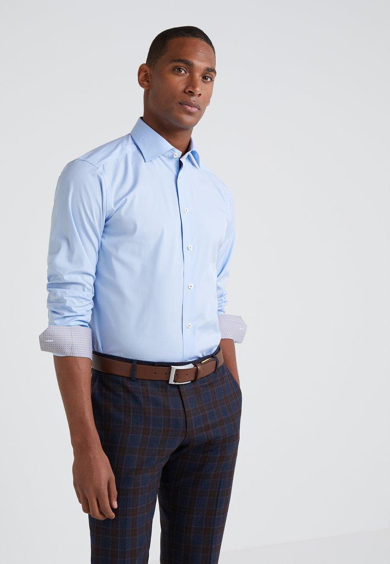 Eton - SLIM FIT - Camicia elegante - hellblau