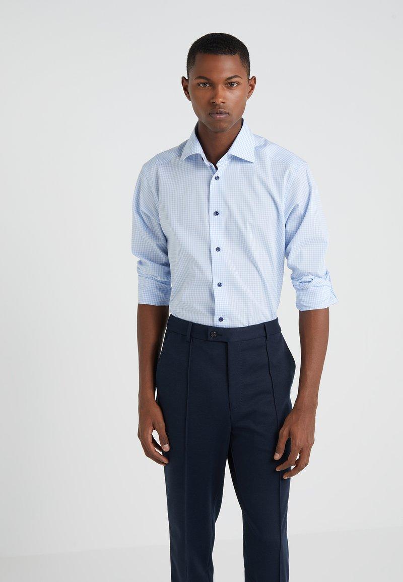 Eton - SLIM FIT - Formal shirt - light blue