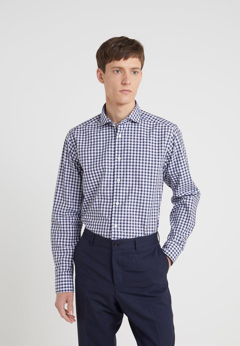 Eton - SLIM FIT - Shirt - bleu check