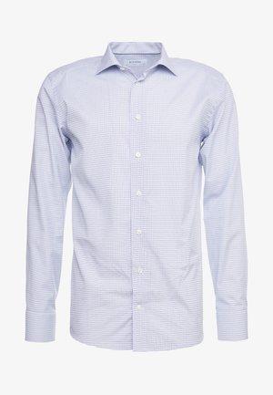 SLIM FIT - Camicia - blau
