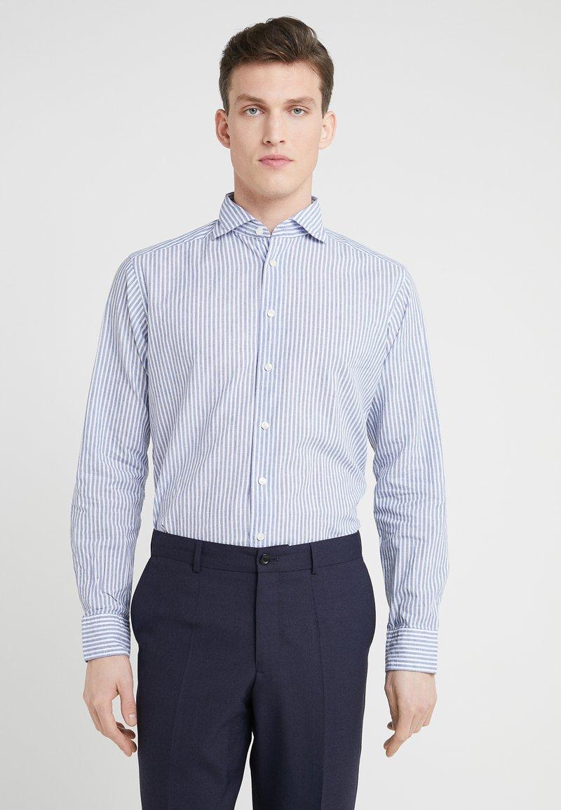 Eton - SLIM FIT - Camicia - blau