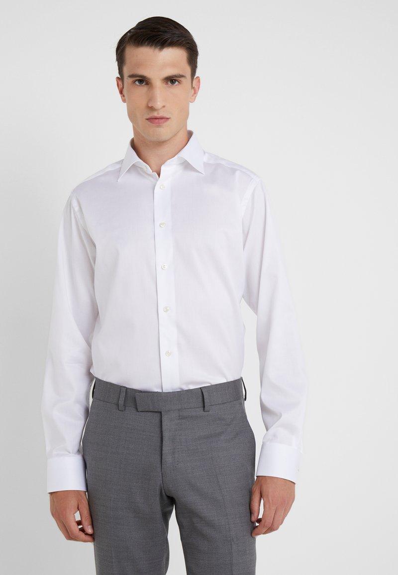 Eton - SLIM FIT - Zakelijk overhemd - weiß