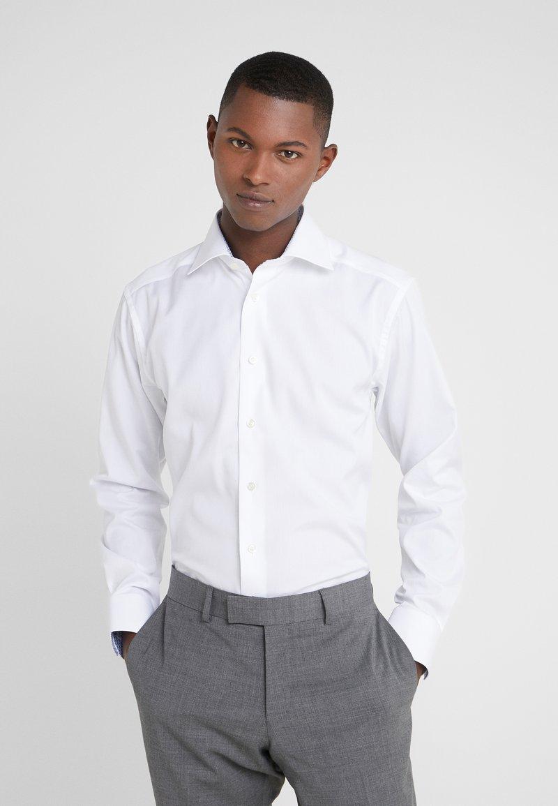 Eton - SLIM FIT - Kostymskjorta - white