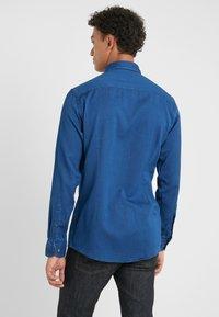 Eton - SLIM FIT - Camicia - dark blue denim - 2