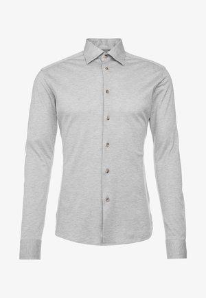 SLIM FIT - Camicia - light grey