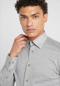 Eton - SLIM FIT - Overhemd - light grey - 4