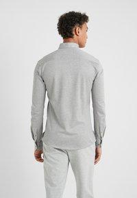 Eton - SLIM FIT - Overhemd - light grey - 2
