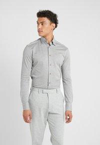Eton - SLIM FIT - Overhemd - light grey - 0