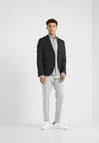 Eton - SLIM FIT - Overhemd - light grey - 1