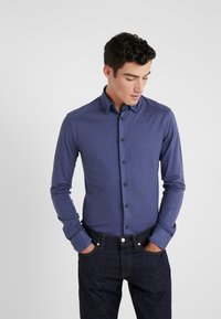 Eton - SLIM FIT - Koszula - dark blue - 0