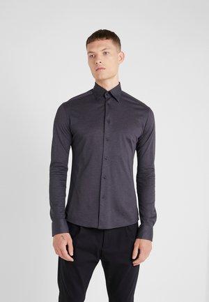SLIM FIT - Skjorte - anthrazit