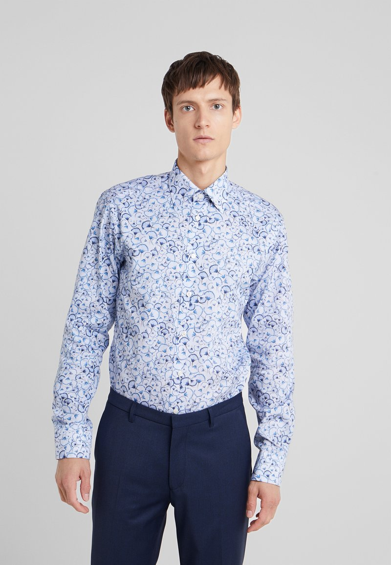 Eton - SLIM FIT - Camicia - blue