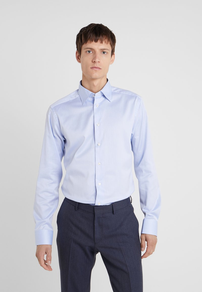 Eton - SLIM FIT - Kostymskjorta - light blue