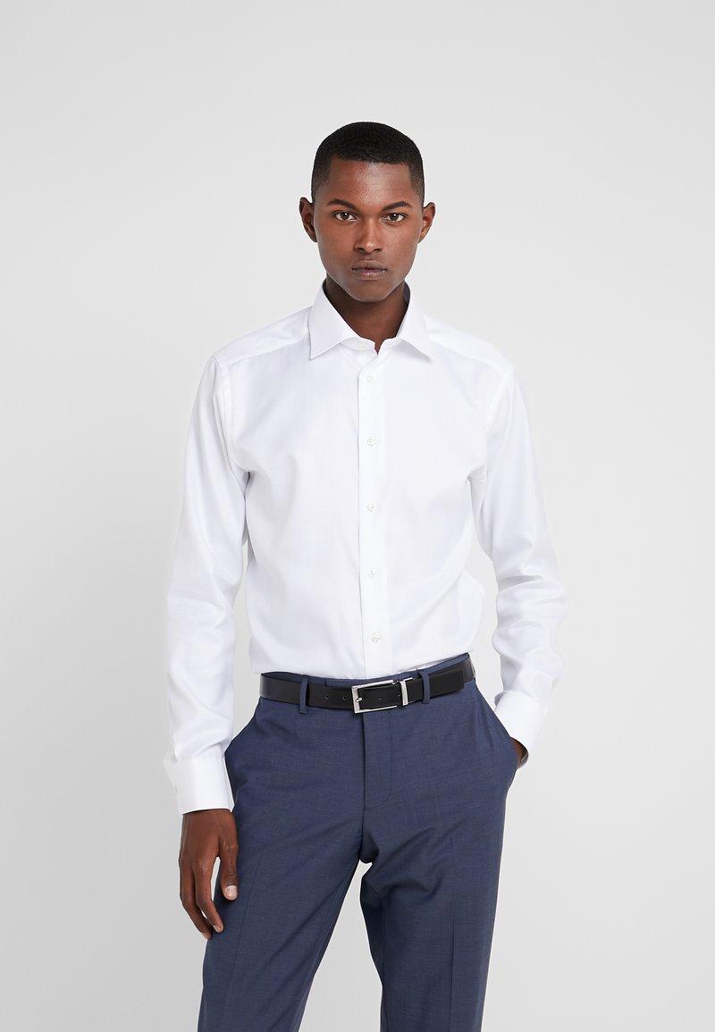 Eton - SLIM FIT - Camisa elegante - white