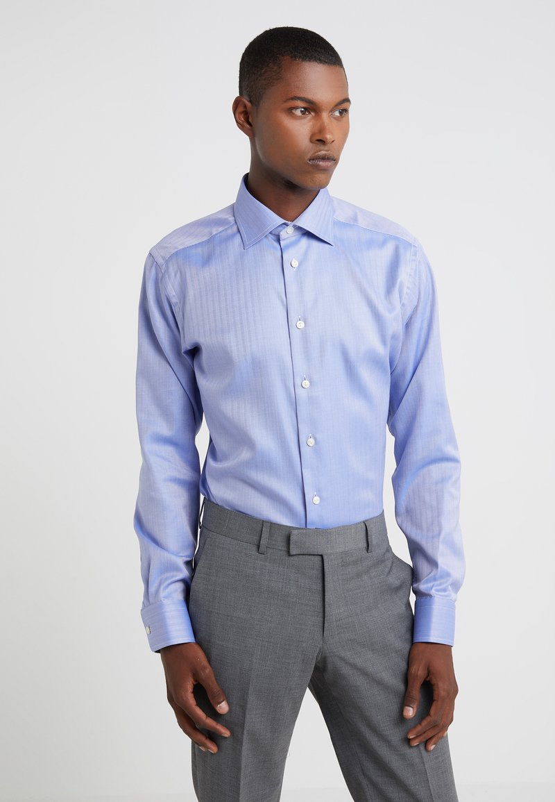 Eton - SLIM FIT - Formal shirt - blue