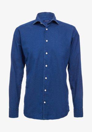 SLIM FIT - Formal shirt - blue denim