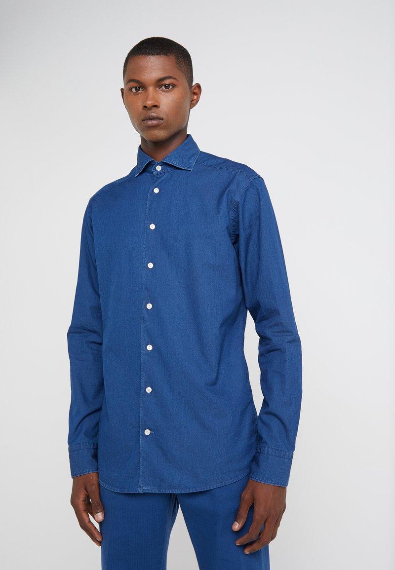 Eton - SLIM FIT - Formal shirt - blue denim