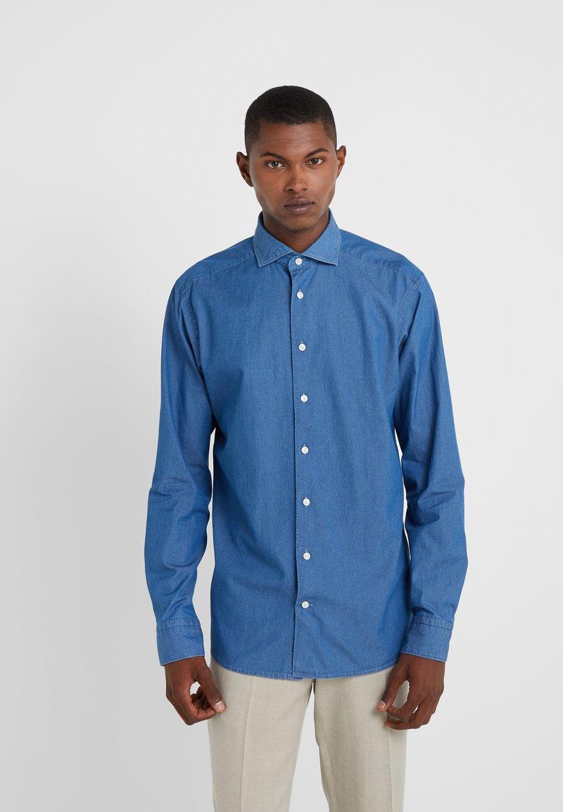 Eton - Shirt - blue denim