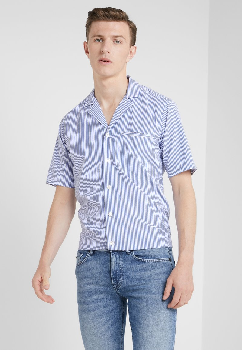 Eton - SLIM FIT - Shirt - blau
