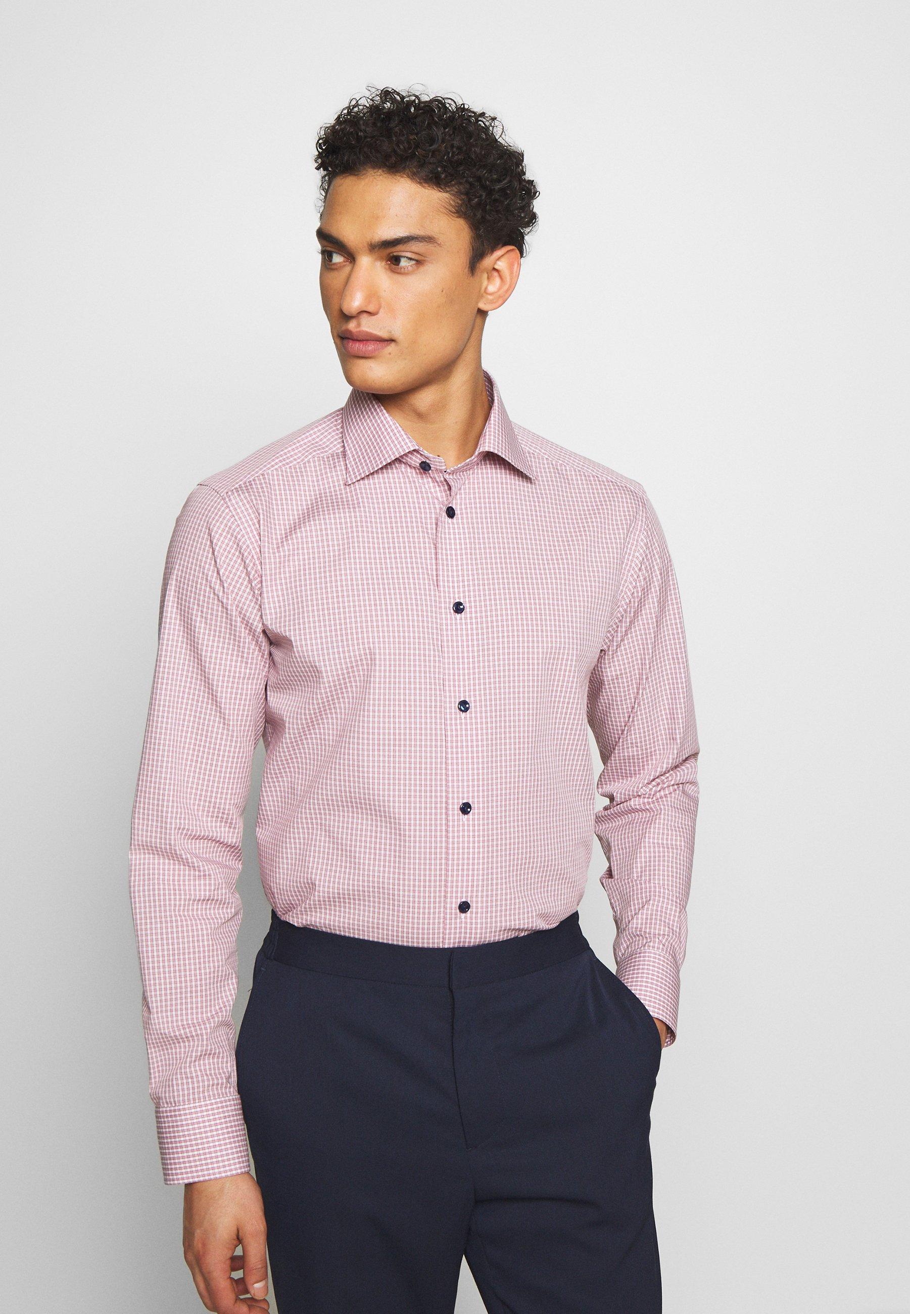 Eton SLIM FIT - Koszula biznesowa - red