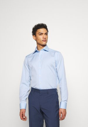 SLIM FIT - Camicia elegante - light blue