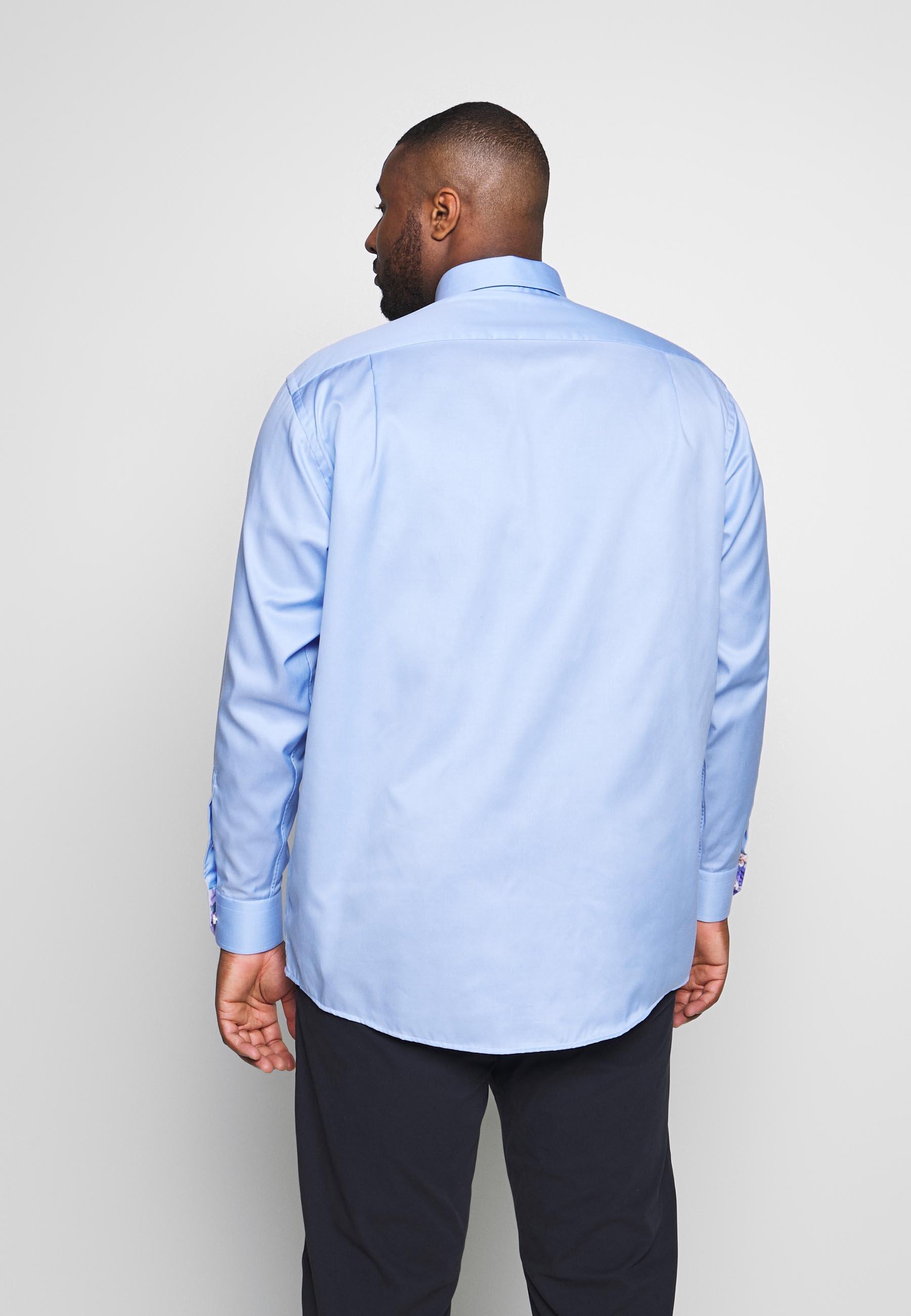Eton Kostymskjorta - Light Blue