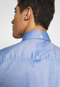 Eton - SLIM FIT - Business skjorter - dark blue - 4