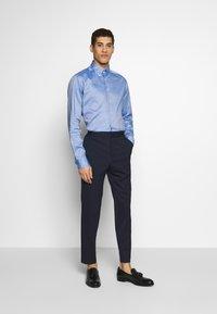 Eton - SLIM FIT - Business skjorter - dark blue - 1