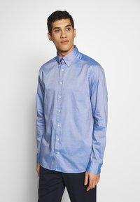 Eton - SLIM FIT - Business skjorter - dark blue - 0