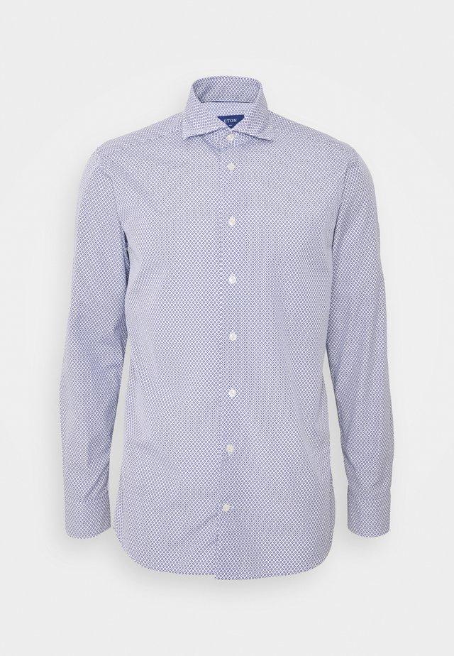 Finskjorte - blue