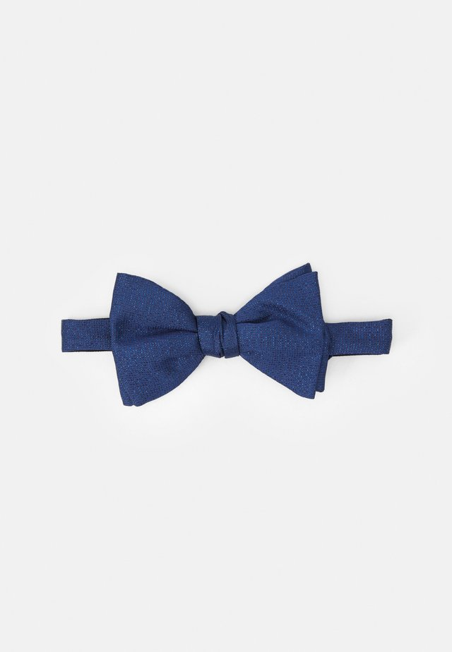 SPARKLING BOW TIE - Butterfly - navy