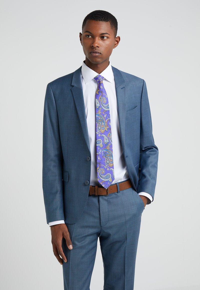 Eton - Krawatte - purple