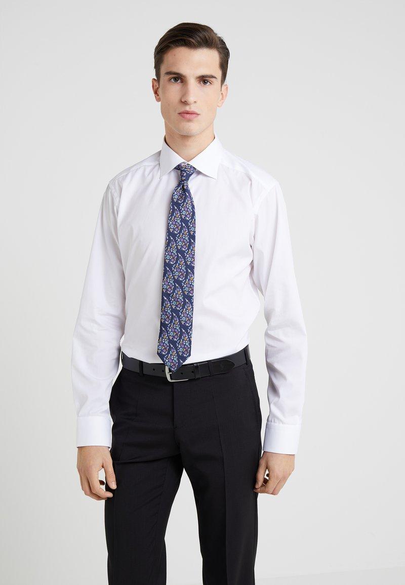 Eton - Tie - dark blue