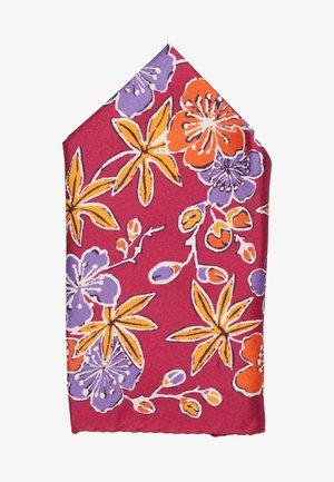 Pañuelo de bolsillo - red/multi-coloured