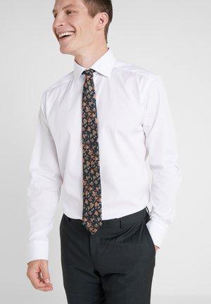 Tie - blue/multi-colouored