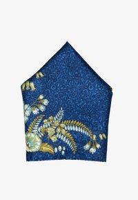 Eton - Lommetørklæde - blue - 1