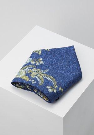 Lommetørklæde - blue