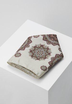 Lommetørklæde - beige