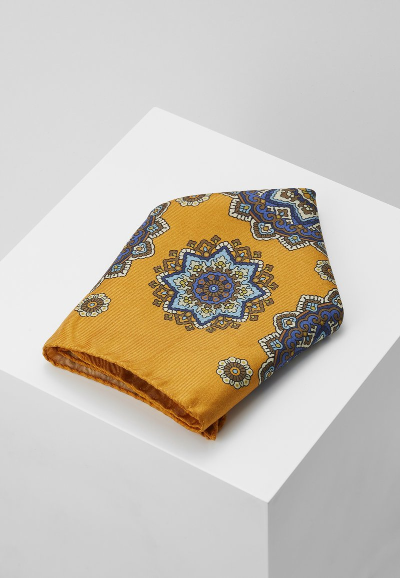 Eton - Lommetørklæde - ochre