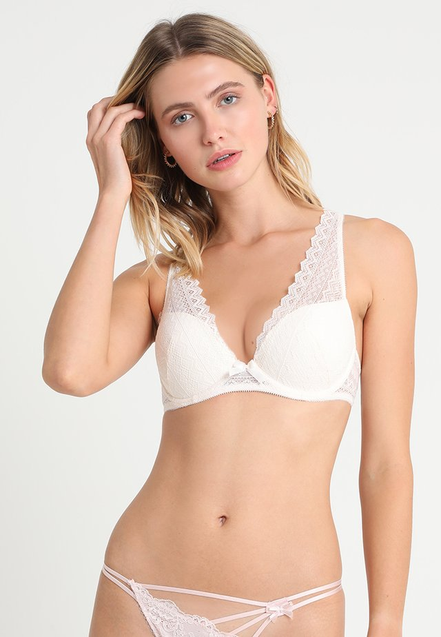 ICONE - Push-up bra - ecru